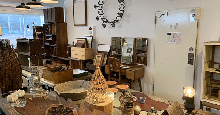 和室をオシャレに!アンティークでも骨董品でもない発掘家具のお店「HYST(ヒスト)」