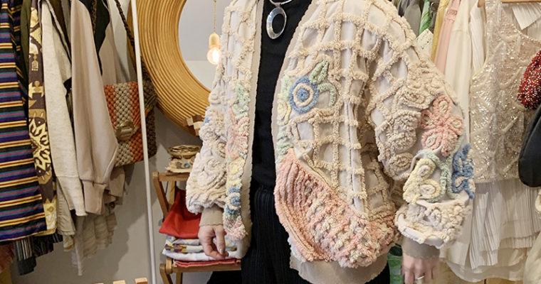 ついつい立ち止まってしまう古着屋『zoharu vintage』at表参道