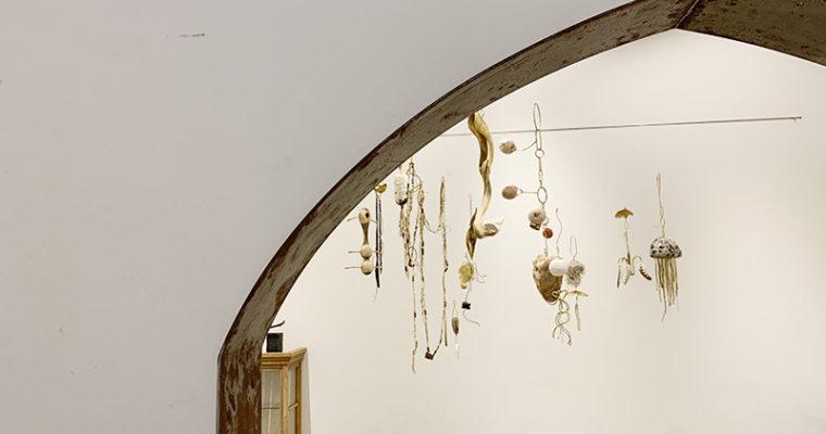 漂流物と真鍮のオブジェO'Tru no Trus [オートゥルノトゥルス ]個展at新木場CASICA