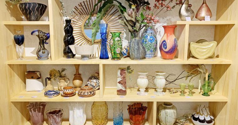 個性的な花器と帽子のお店『sowhat vintage』@下北沢